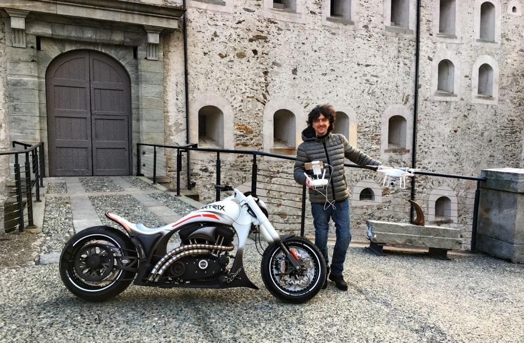Luca Bracali  Fotografo e regista per Easy Driver Rai Uno