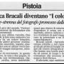 Il Tirreno - 31 Dicembre 2006