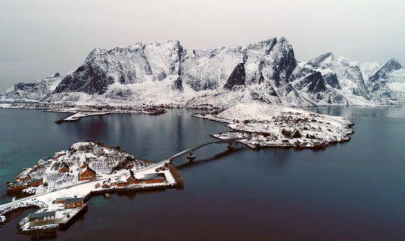 Viaggio fotografico in Norvegia con Luca Bracali