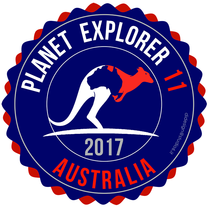 Planet Explorer 11 Australia con Luca Bracali