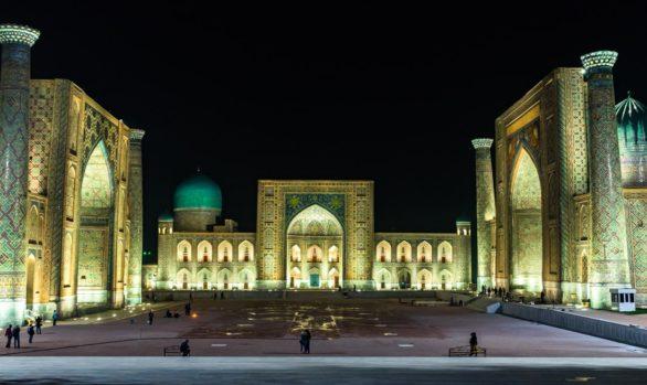 Viaggio fotografico in Uzbekistan