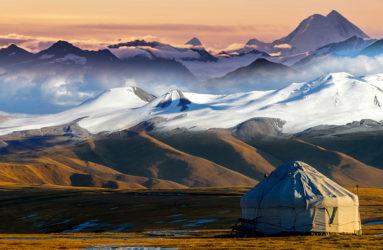 Viaggio fotografico in Kazakistan con Luca Bracali