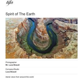 The Spirit of the Earth - Luca Bracali vincitore al concorso fotografico internazionale TIFA 2018 - Tokio