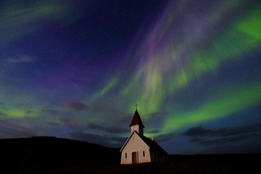 aurora boreale Norvegia con Luca Bracali fotografo