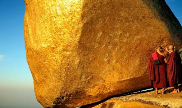 La Roccia d'Oro