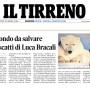 Il Tirreno - 12 Aprile 2016