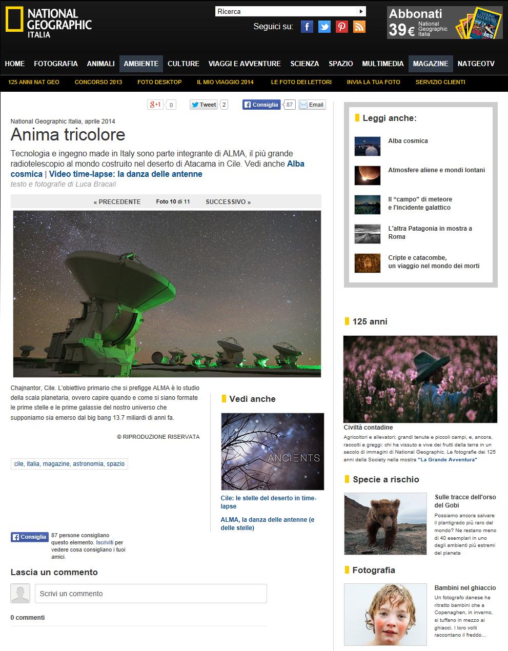 _Foto Anima tricolore – 10 di 11 – National Geographic