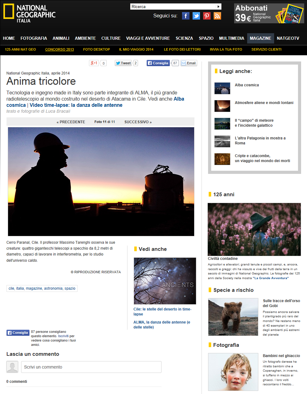 _Foto Anima tricolore – 11 di 11 – National Geographic