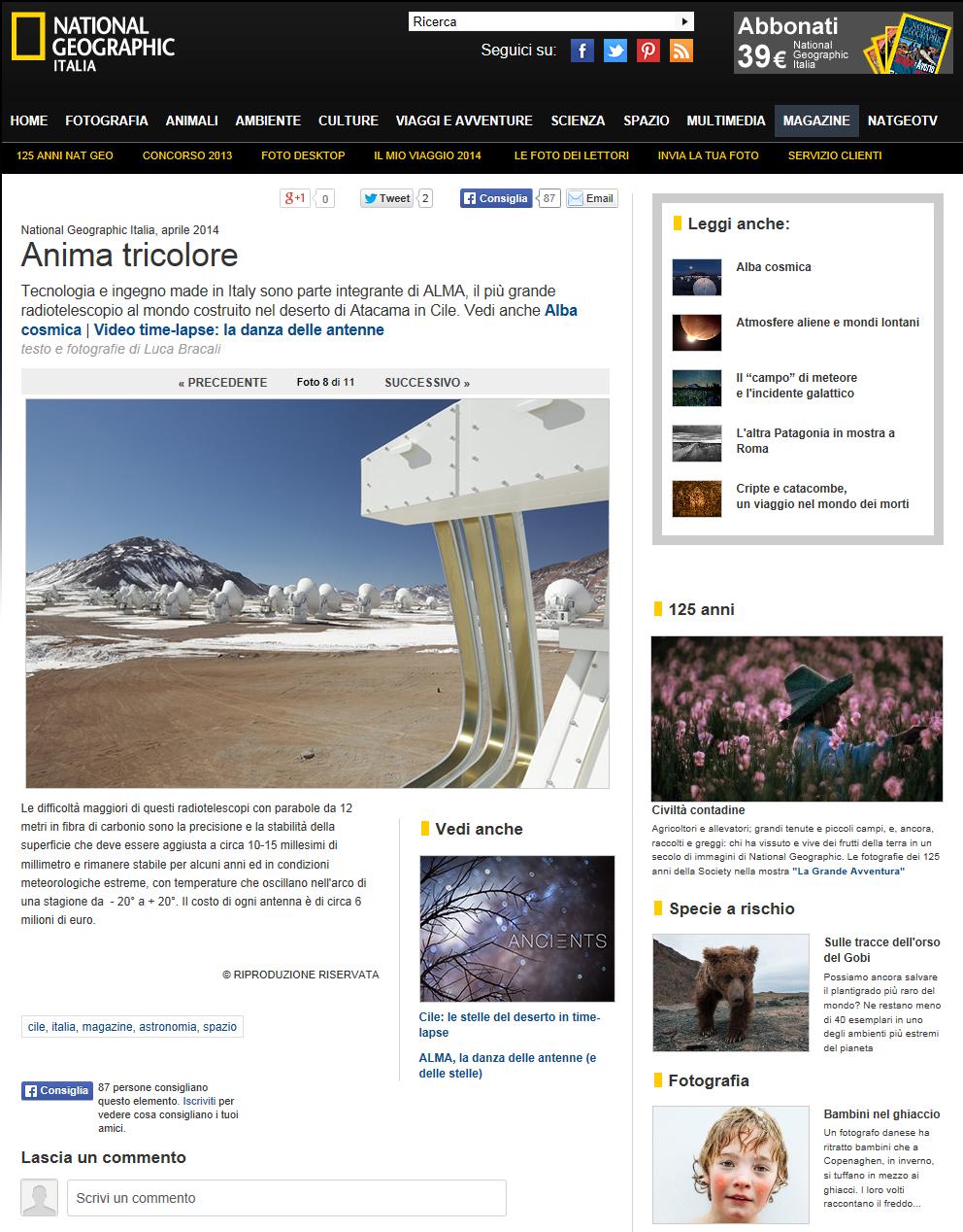 _Foto Anima tricolore – 8 di 11 – National Geographic