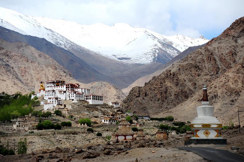 Ladak – monastero