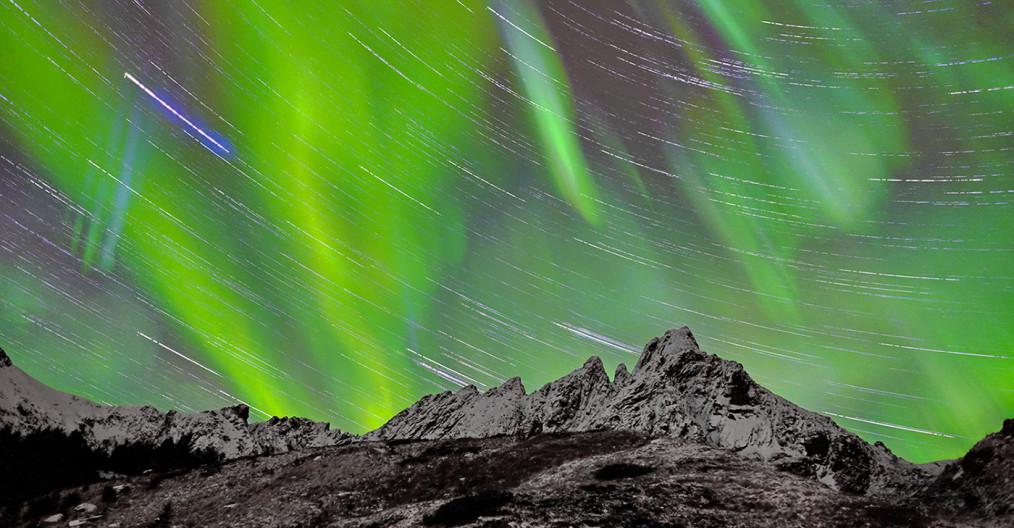 Workshop in Norvegia a caccia di aurore boreali con Luca Bracali