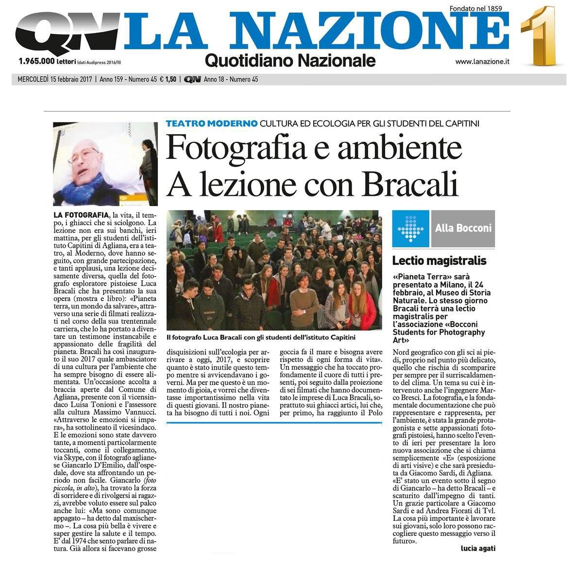La_Nazione_15_Febbraio_2017_Luca_Bracali