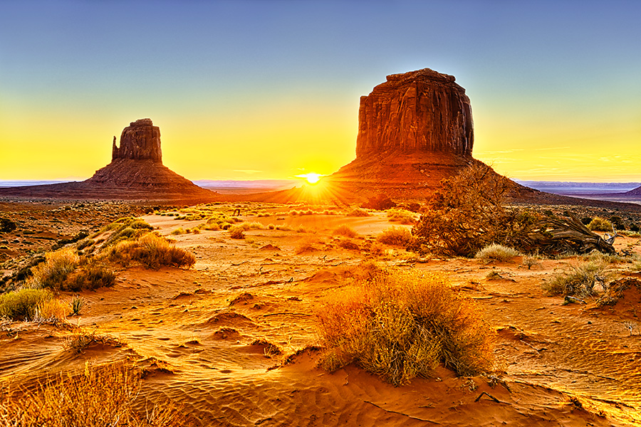 Workshop fotografico parchi usa con Luca Bracali - Monument Valley tribal park