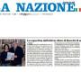 La Nazione - 28 Novembre 2012