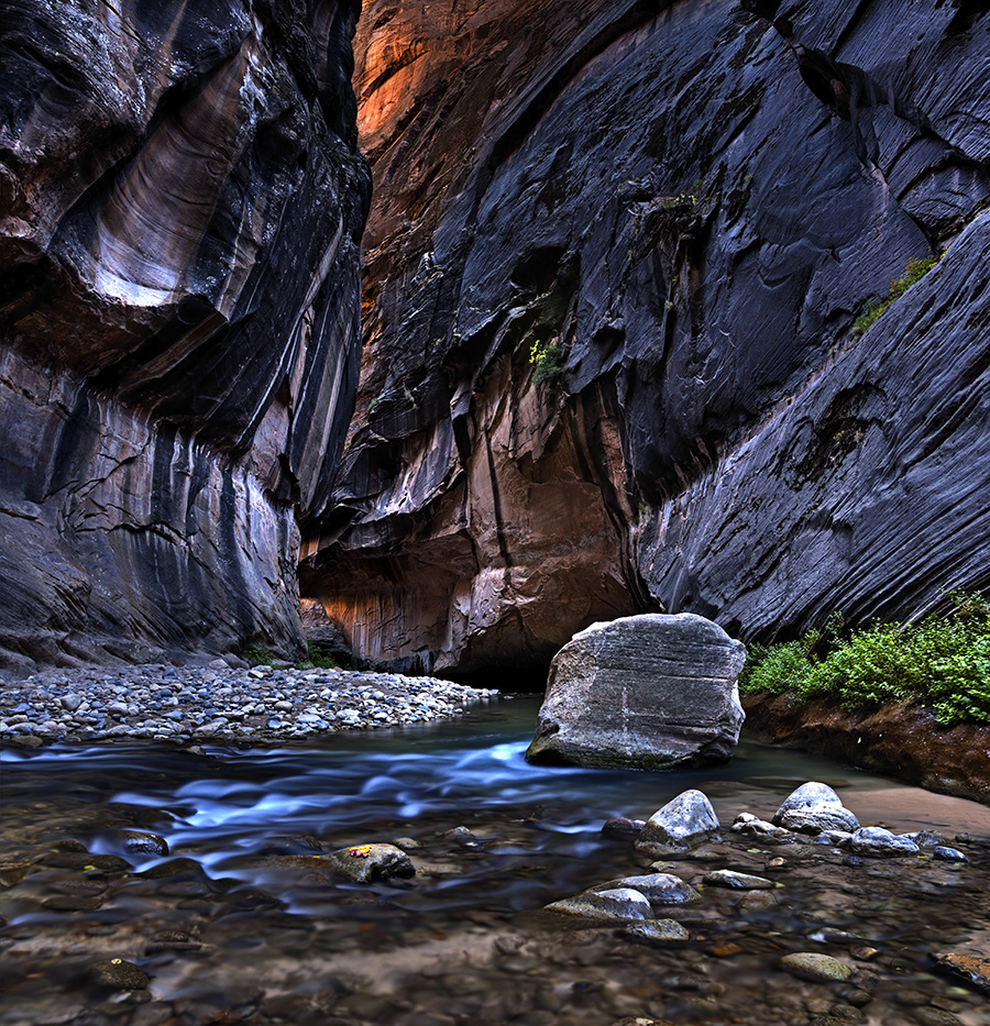 Luca Bracali workshop fotografici parchi USA - Zion National Park