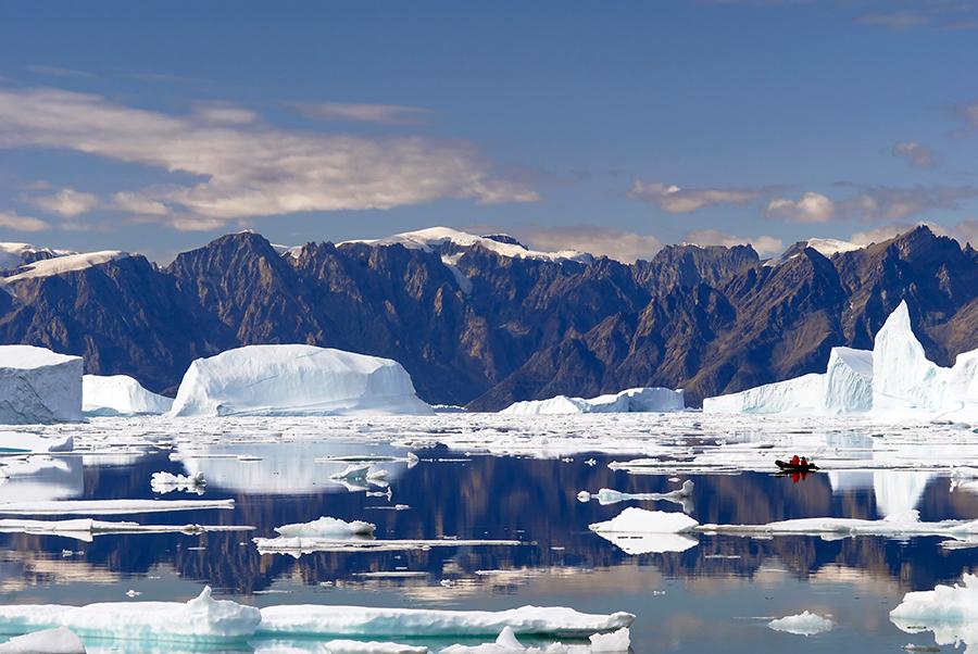 Workshop fotografico Groenlandia con Luca Bracali : iceberg
