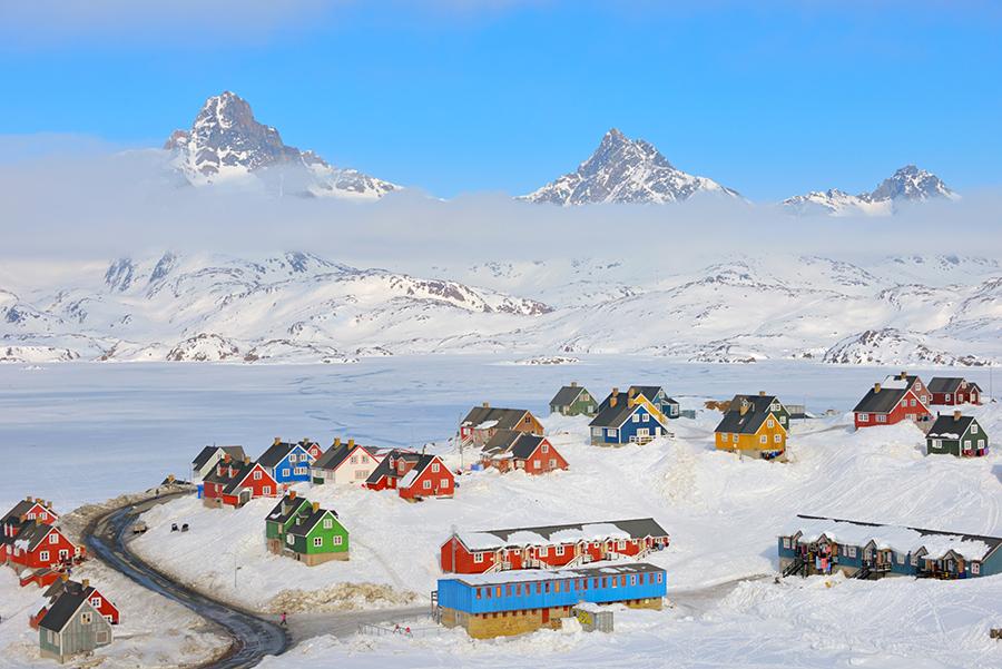 Workshop fotografico Groenlandia con Luca Bracali : winter