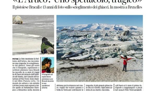 Corriere della Sera - Corriere Fiorentino Luca Bracali