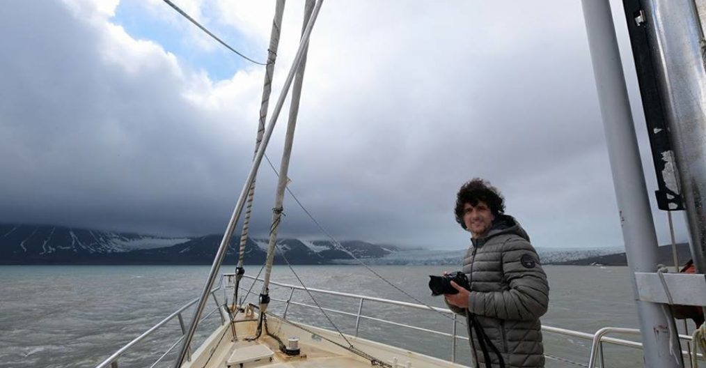 Luca Bracali workshop fotografico isole Svalbard