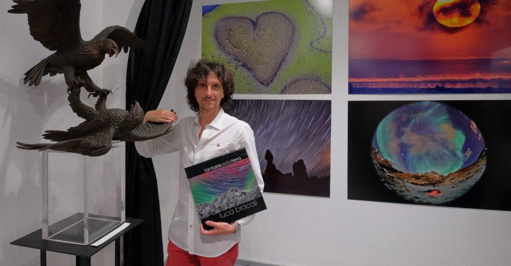 Luca Bracali mostra fotografica a Pietrasanta (LU)