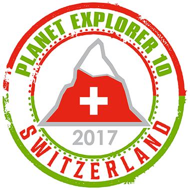 Planet Explorer 10 svizzera