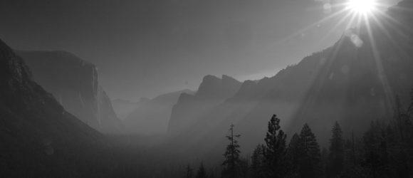 Luca Bracali Photographer: Valley View, Summer, Yosemite National Park, 2017