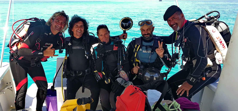 Viaggio fotografico in Madagascar : immersione subacquea