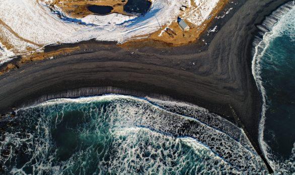 Islanda, foto con drone di Luca Bracali