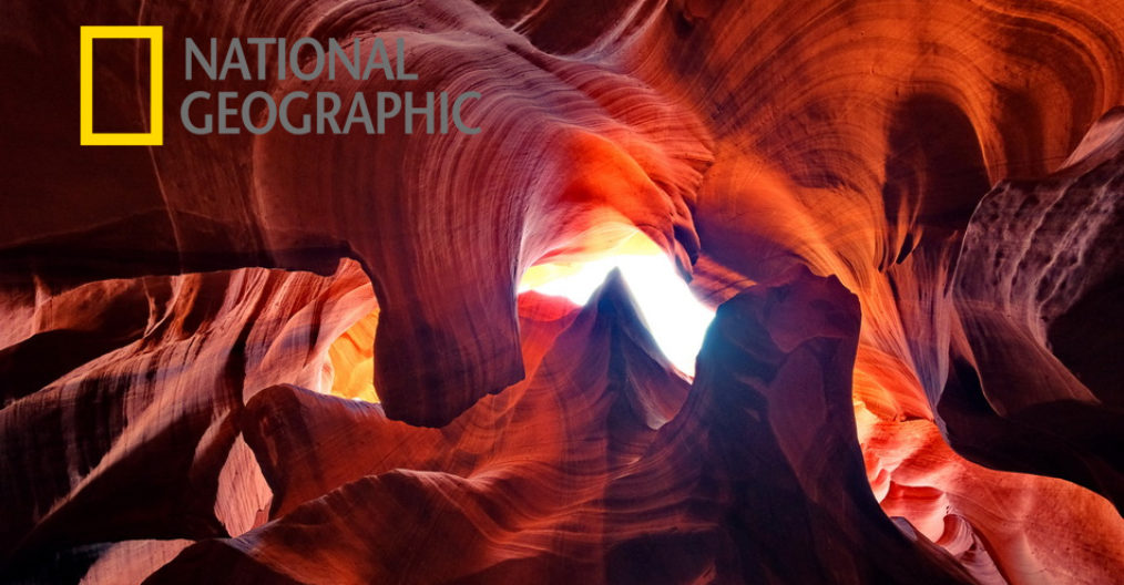 National Geographic - Luca Bracali con i grandi parchi USA
