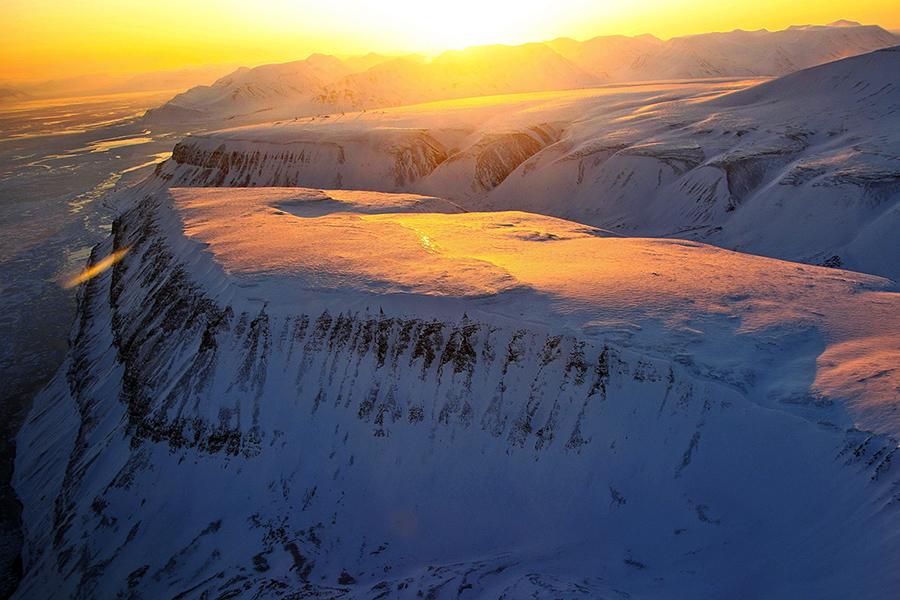 Svalbard, foto di Luca Bracali