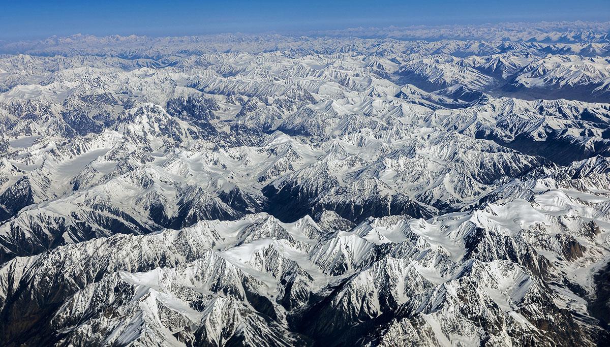 Karakoram-Mountains