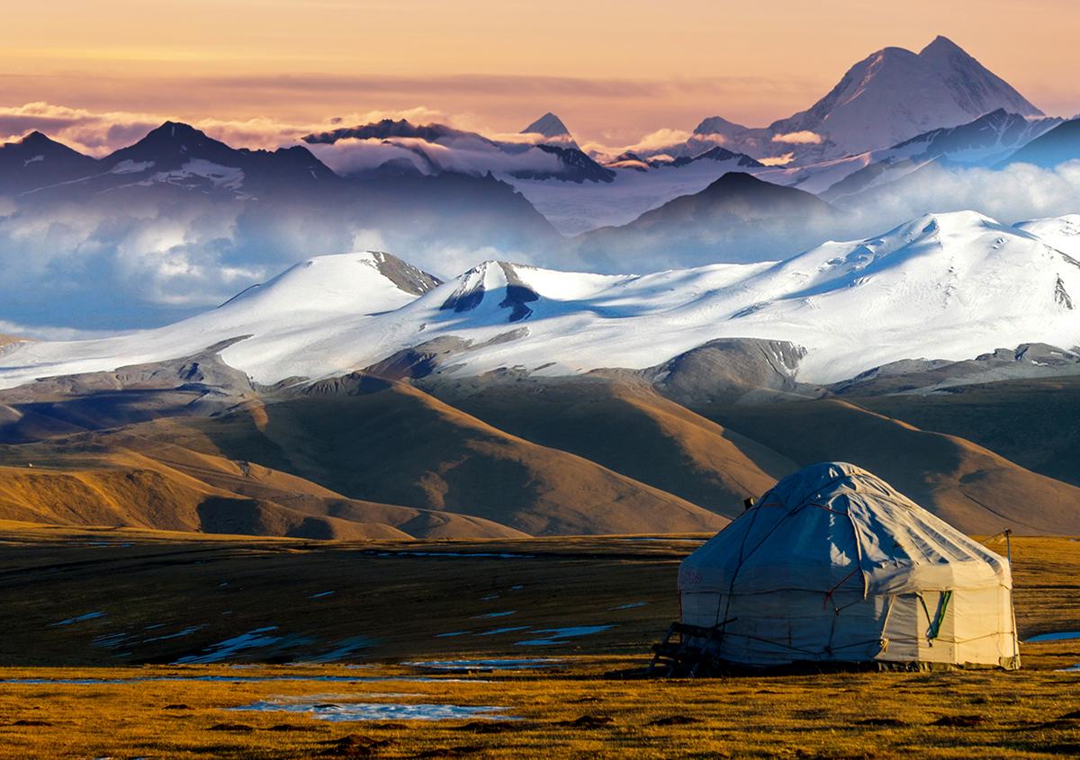 Kazakhstan-Almaty-Mountains