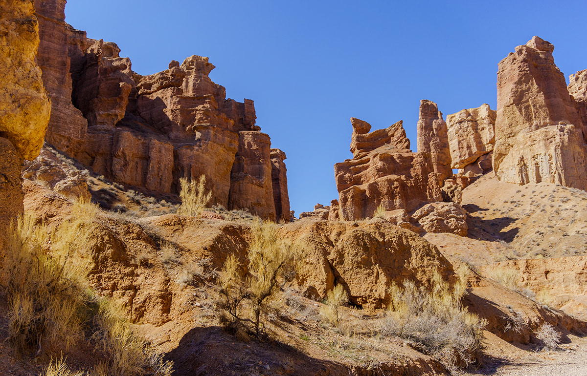 Kazakistan-Charyn-Canyon-Valley-of-the-Castles