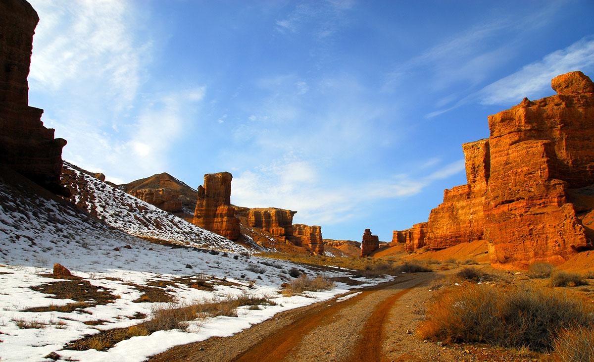 Kazakistan-Sharyn-Canyon