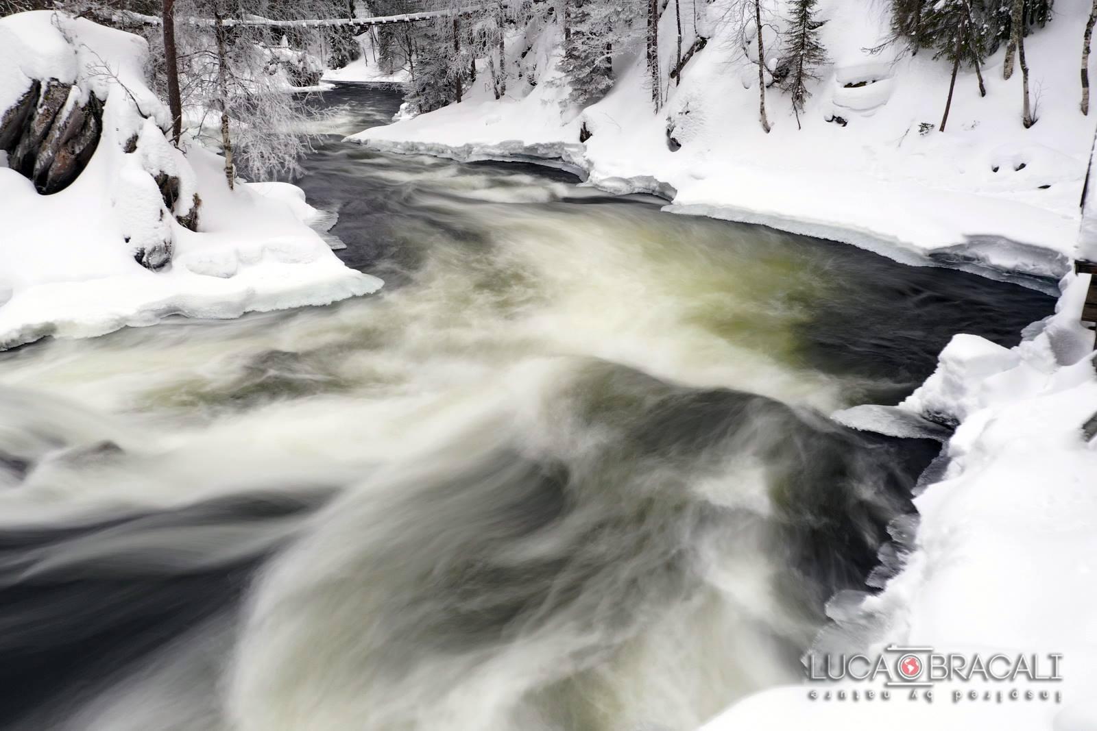 Lapponia_Finlandese_river