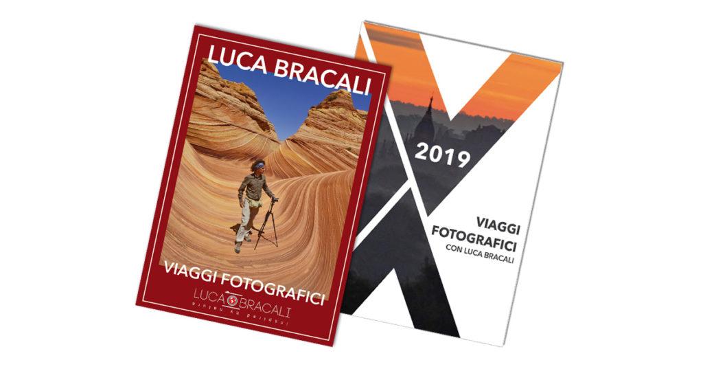 viaggi fotografici con Luca Bracali book pdf