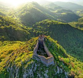 Castelli Catari foto di Luca Bracali