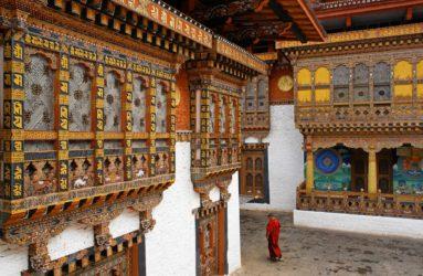 Viaggio fotografico in Bhutan con Luca Bracali