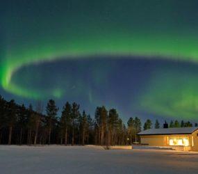 Aurora boreale, Finlandia e Norvegia con Luca Bracali