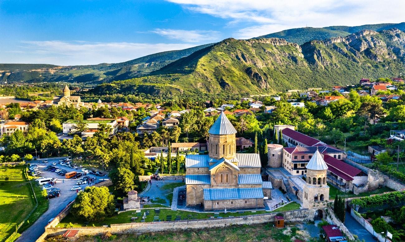 viaggio fotografico-_Samtavro Monastery in Mtskheta, Georgia-min