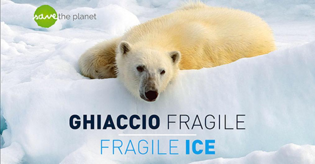 Ghiaccio Fragile, un libro di Luca Bracali