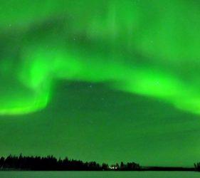 Viaggio fotografico in Finlandia, aurora boreale