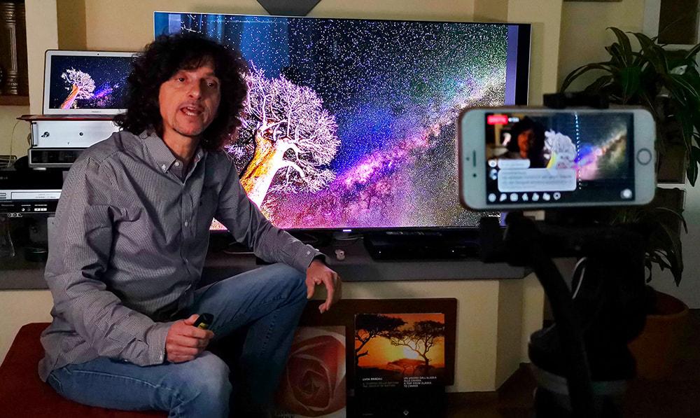 Luca Bracali video corsi di fotografia