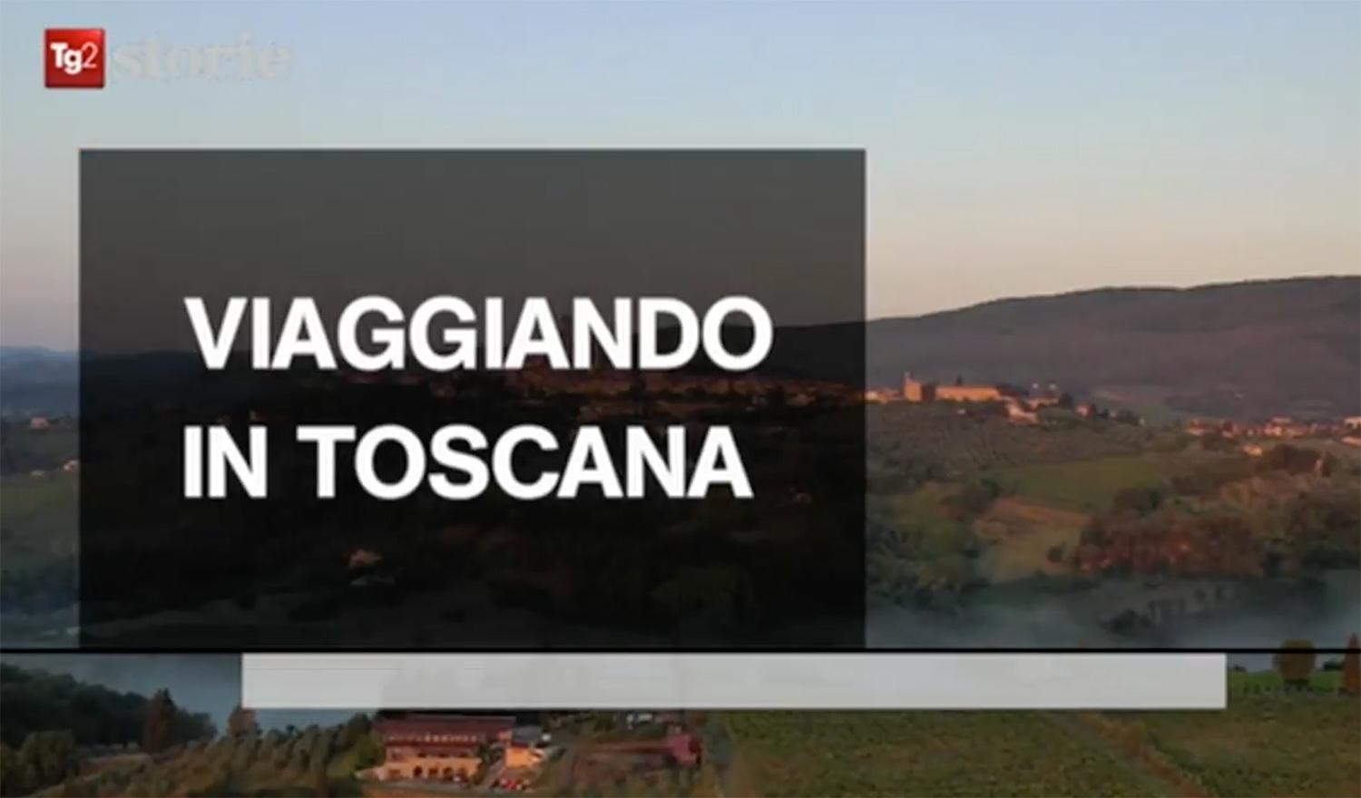 discovering tuscany