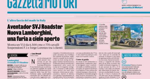 Gazzetta dello Sport Motori