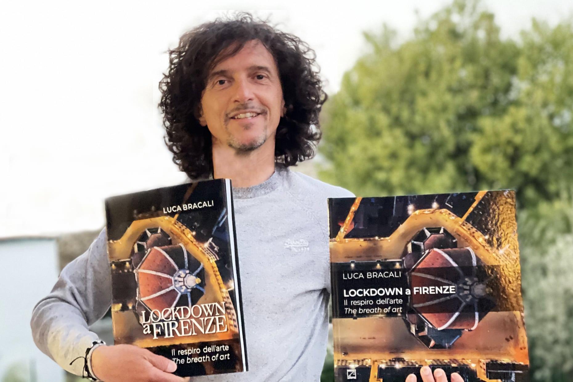 Luca Bracali libro lockdown firenze