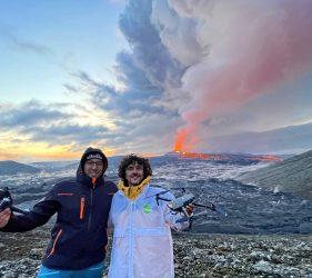 Luca Bracali, viaggio in Islanda