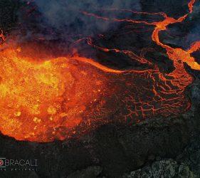 Islanda, vulcano Fagradalsfjall