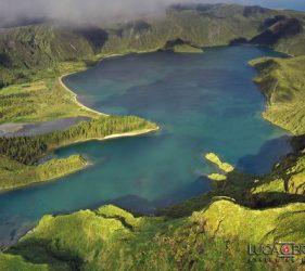 Isole Azzorre, foto di Luca Bracali con drone